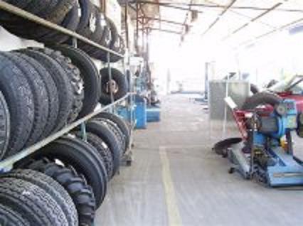 Neumáticos baratos y de ocasión en Granada