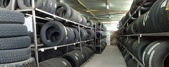 Especialistas en cambio de neumáticos